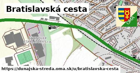 ilustrácia k Bratislavská cesta, Dunajská Streda - 2,3km
