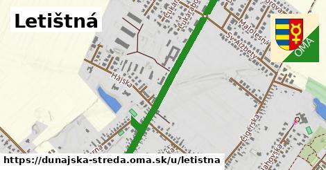 ilustrácia k Letištná, Dunajská Streda - 1,50km