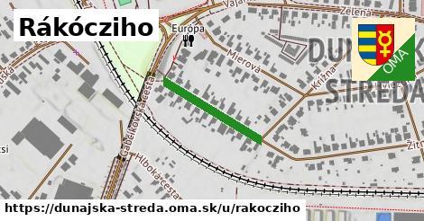 ilustrácia k Rákócziho, Dunajská Streda - 203m