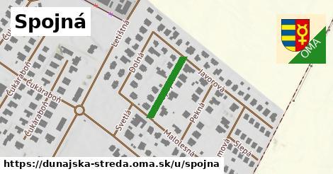 ilustrácia k Spojná, Dunajská Streda - 158m