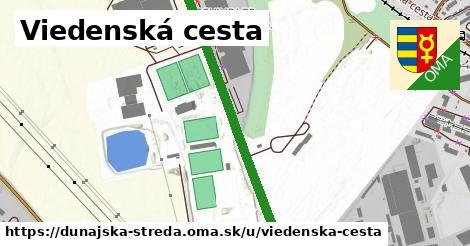 ilustračný obrázok k Viedenská cesta, Dunajská Streda