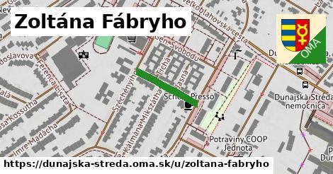 ilustrácia k Zoltána Fábryho, Dunajská Streda - 156m