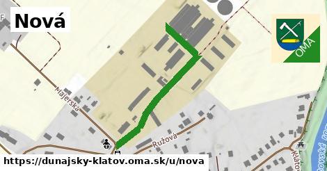 ilustrácia k Nová, Dunajský Klátov - 388m
