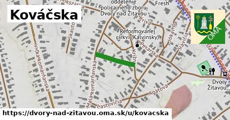 ilustrácia k Kováčska, Dvory nad Žitavou - 132m
