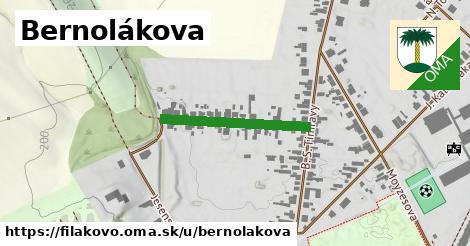 ilustrácia k Bernolákova, Fiľakovo - 242m
