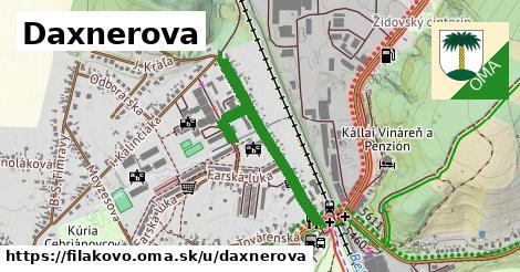 ilustrácia k Daxnerova, Fiľakovo - 571m