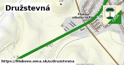 ilustrácia k Družstevná, Fiľakovo - 1,61km