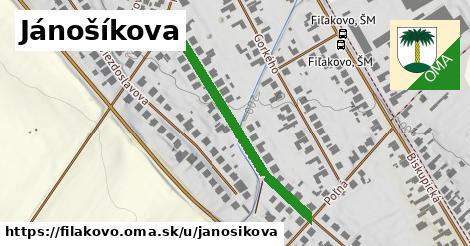 ilustrácia k Jánošíkova, Fiľakovo - 396m