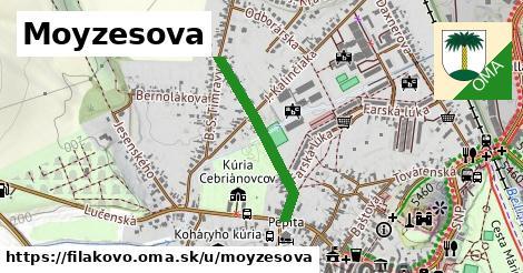 ilustrácia k Moyzesova, Fiľakovo - 412m
