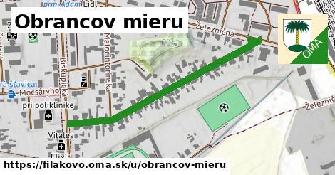 ilustrácia k Obrancov mieru, Fiľakovo - 478m