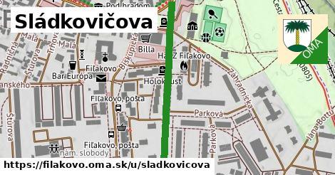 ilustrácia k Sládkovičova, Fiľakovo - 386m