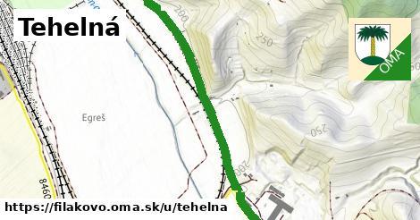 ilustrácia k Tehelná, Fiľakovo - 1,57km