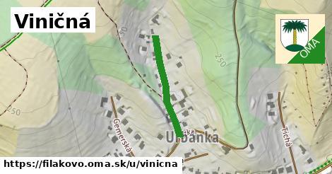 ilustrácia k Viničná, Fiľakovo - 224m