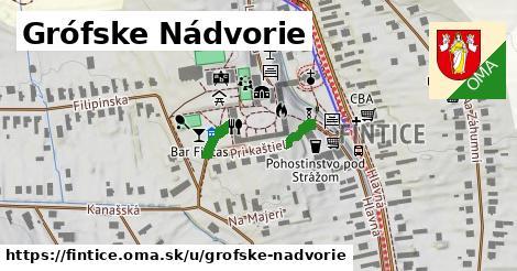 ilustrácia k Grófske Nádvorie, Fintice - 337m
