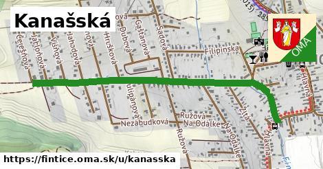 ilustrácia k Kanašská, Fintice - 0,70km