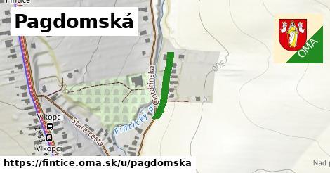 ilustrácia k Pagdomská, Fintice - 415m