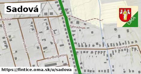 ilustrácia k Sadová, Fintice - 318m