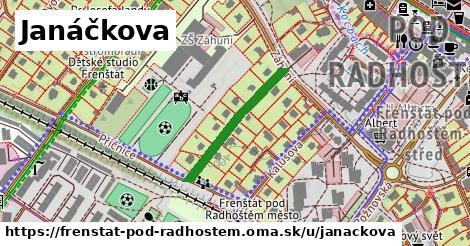 ilustrácia k Janáčkova, Frenštát pod Radhoštěm - 230m