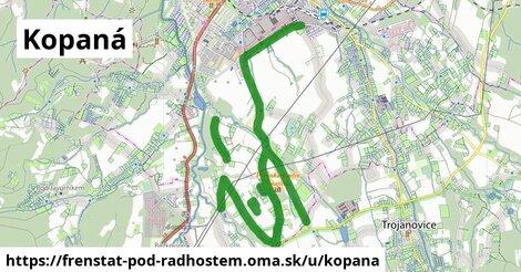 ilustrácia k Kopaná, Frenštát pod Radhoštěm - 5,8km