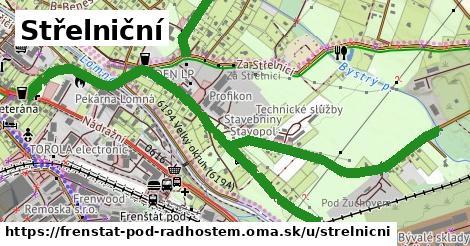 ilustrácia k Střelniční, Frenštát pod Radhoštěm - 2,1km
