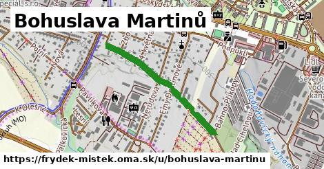 ilustrácia k Bohuslava Martinů, Frýdek-Místek - 637m