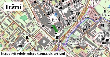 ilustrácia k Tržní, Frýdek-Místek - 54m