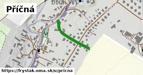 ilustrácia k Příčná, Fryšták - 235m