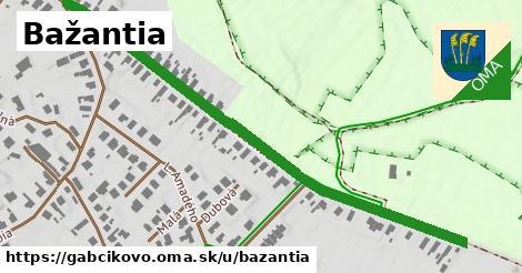 ilustrácia k Bažantia, Gabčíkovo - 687m