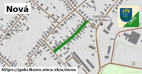 ilustračný obrázok k Nová, Gabčíkovo