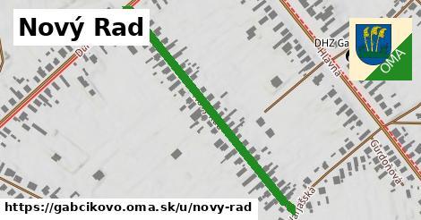 ilustrácia k Nový rad, Gabčíkovo - 475m