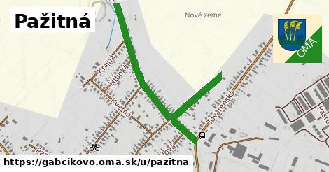 ilustrácia k Pažitná, Gabčíkovo - 0,75km