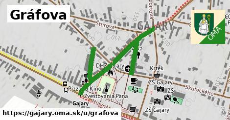 ilustrácia k Gráfova, Gajary - 1,91km