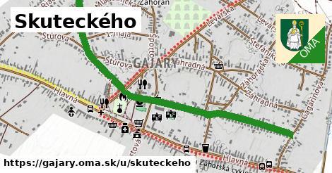 ilustrácia k Skuteckého, Gajary - 1,39km