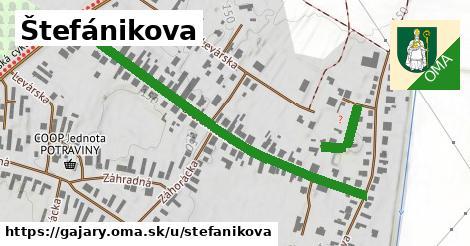 ilustrácia k Štefánikova, Gajary - 657m