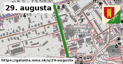 ilustrácia k 29. augusta, Galanta - 348m