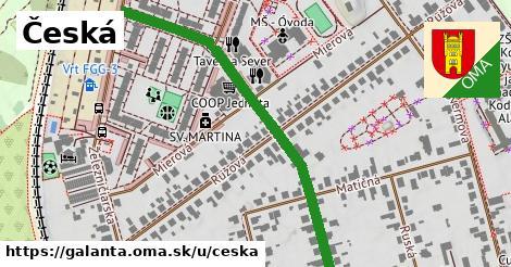 ilustrácia k Česká, Galanta - 612m