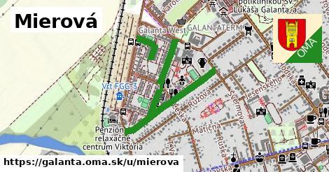 ilustrácia k Mierová, Galanta - 0,71km