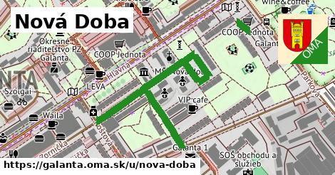 ilustrácia k Nová Doba, Galanta - 597m