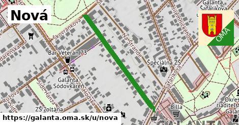 ilustračný obrázok k Nová, Galanta