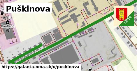 ilustrácia k Puškinova, Galanta - 1,14km