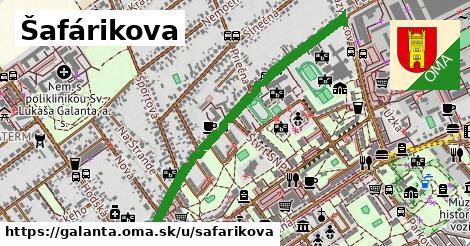 ilustrácia k Šafárikova, Galanta - 1,05km