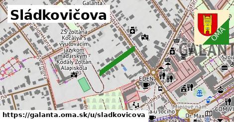 ilustrácia k Sládkovičova, Galanta - 124m