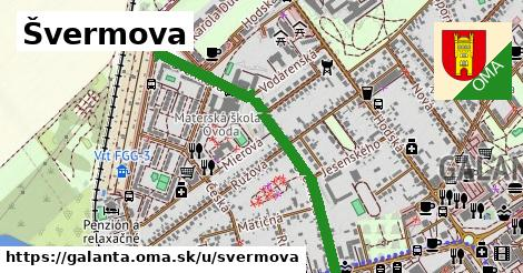 ilustrácia k Švermova, Galanta - 0,89km
