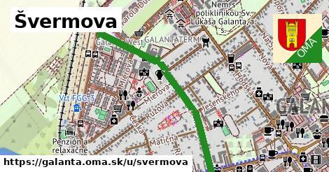 ilustrácia k Švermova, Galanta - 0,88km
