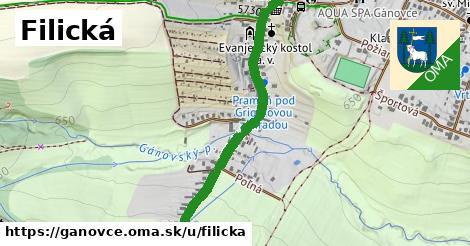 ilustrácia k Filická, Gánovce - 0,95km