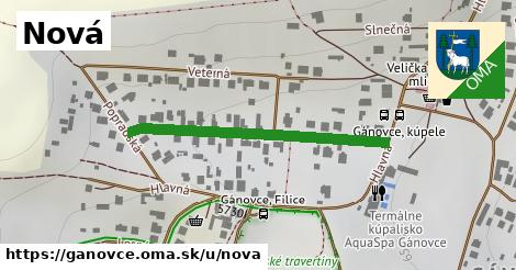 ilustrácia k Nová, Gánovce - 374m
