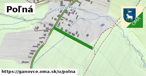 ilustrácia k Poľná, Gánovce - 153m
