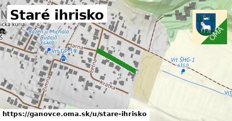 ilustrácia k Staré ihrisko, Gánovce - 139m