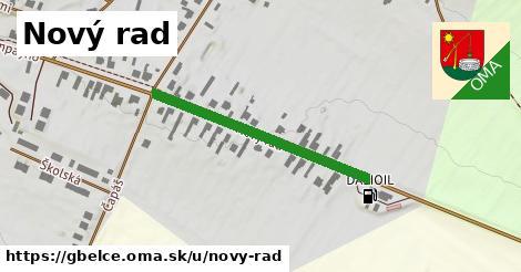 ilustrácia k Nový rad, Gbelce - 342m