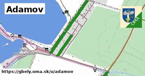 ilustrácia k Adamov, Gbely - 2,3km